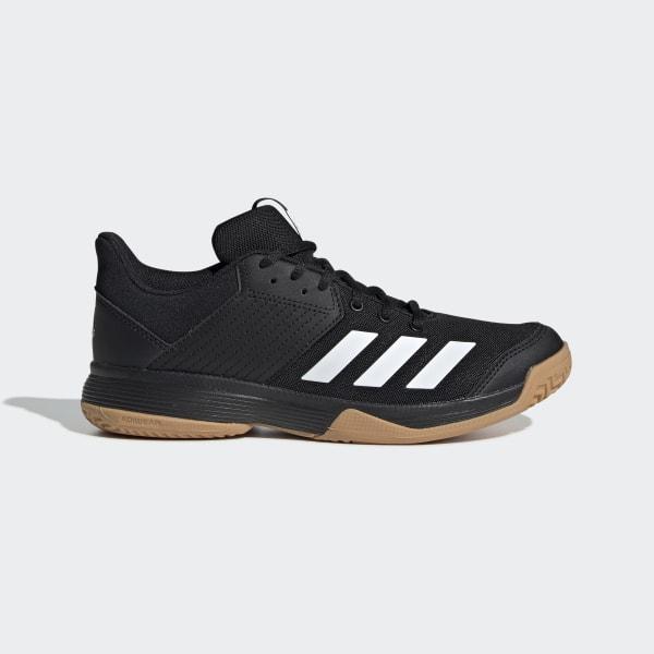 adidas Ligra 5 Chaussures de Handball Homme, Noir (Core