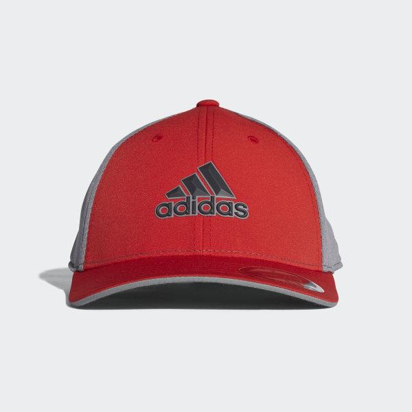 464ae85a6cad23 adidas Climacool Tour Cap - Red   adidas US