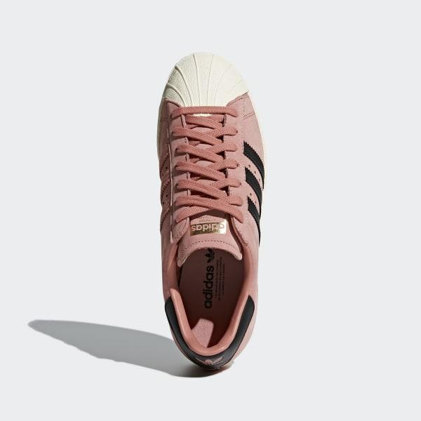 cffe5ada3d Superstar 80s Shoes Ash Pink / Core Black / Cream White CQ2513