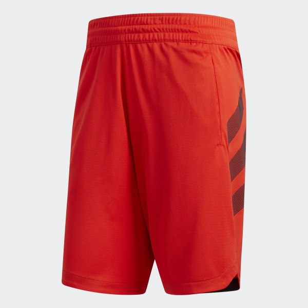 d48452a1ac adidas Accelerate 3-Stripes Shorts - Red | adidas US