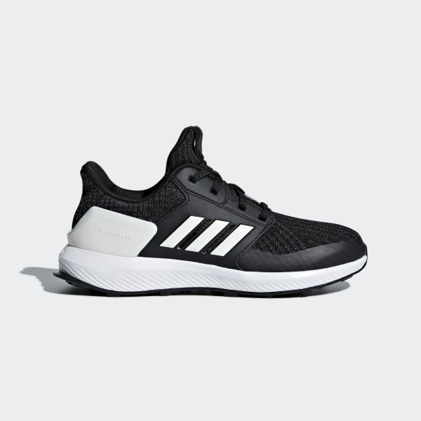 new product 741a0 8e4cd RapidaRun Knit Shoes Core Black   Running White   Carbon AH2608