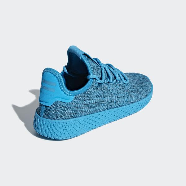 adidas Pharrell Williams Tennis HU Schuh Blau | adidas Switzerland