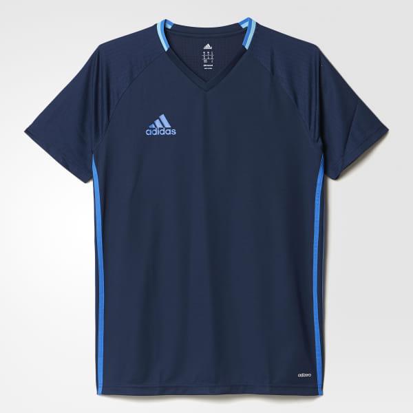 adidas Condivo 16 Workout Jersey - Blue | adidas US