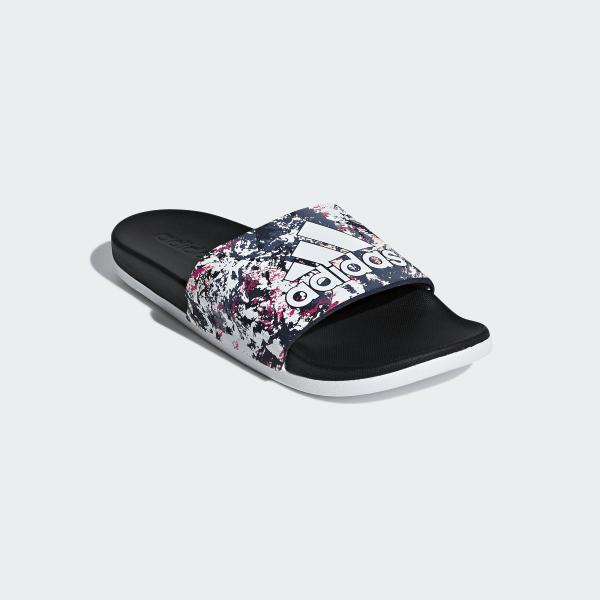 1a655562c4876 adidas Adilette Comfort Slides - White | adidas US