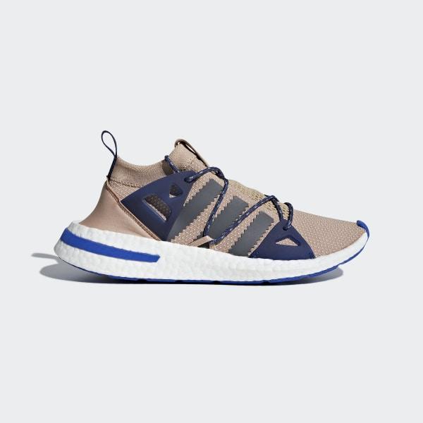 Details zu adidas Originals Arkyn Schuh Damen Sneakers Grau Freizeit