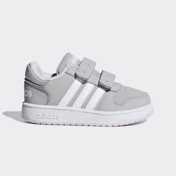 Chaussure Hoops 2.0 Gris adidas | adidas France