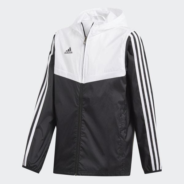 13d79fe8 adidas Ветровка Tiro - черный | adidas Россия