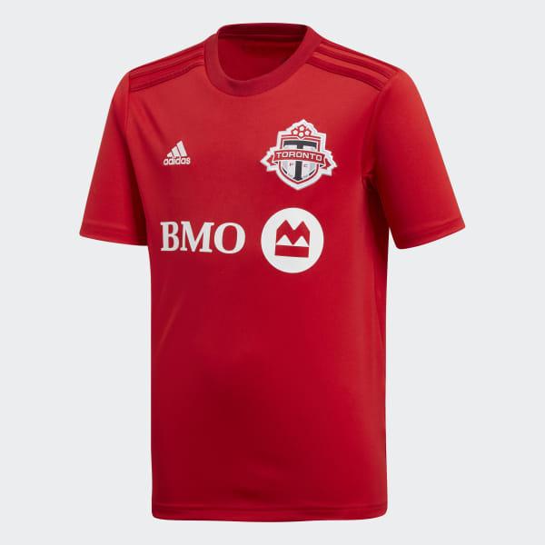 wholesale dealer 3776f 3800d adidas Toronto FC Away Jersey - Red | adidas Canada
