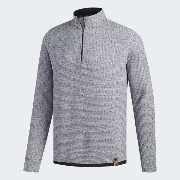 24c1854ac2 adidas Adicross Fleece 1/4 Zip Sweatshirt - Black | adidas US