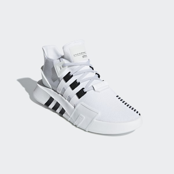 online retailer 766a9 3139c adidas EQT Bask ADV Shoes - White | adidas US