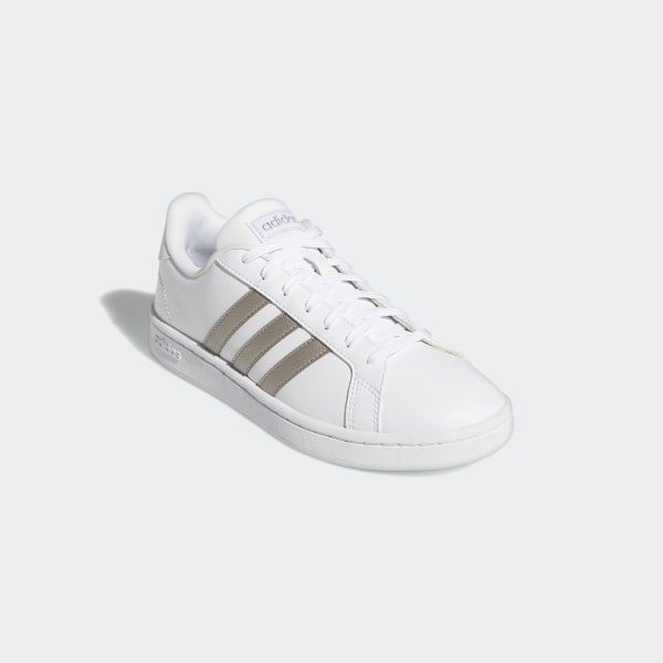Chaussure Grand Court Blanc adidas | adidas France