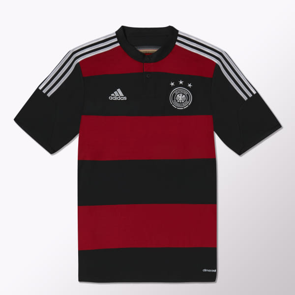 e6cddf0a0f2 adidas Camiseta de Fútbol Selección Alemana Visitante - Negro | adidas  Colombia
