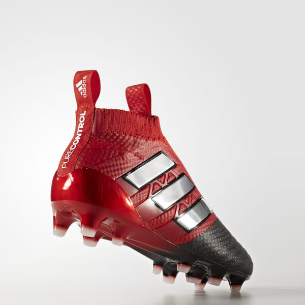 sale retailer 56d7e 2ccee adidas Kids Ace 17+ PURECONTROL Firm Ground Boots - Red   adidas Canada