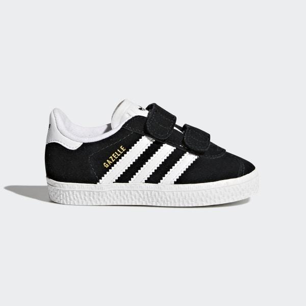 60b63bc822c5f Sapatos Gazelle Core Black / Ftwr White / Ftwr White CQ3139