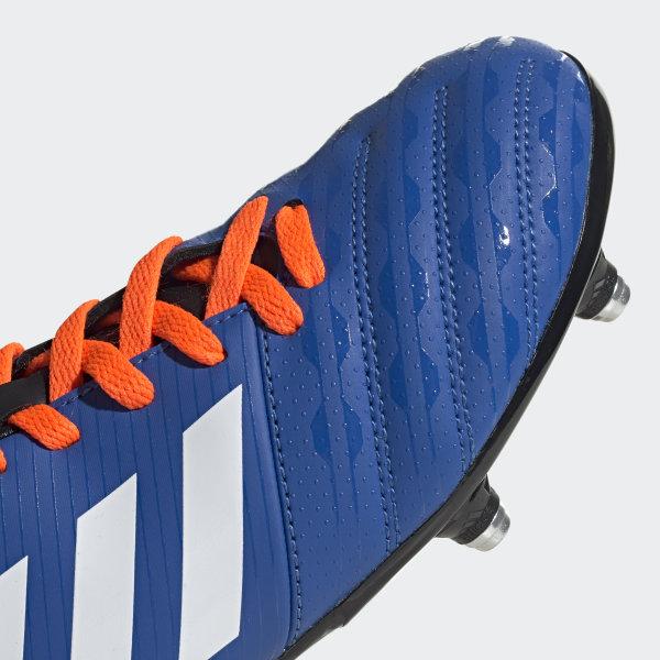adidas Malice Junior SG Rugbyschuh Blau | adidas Deutschland