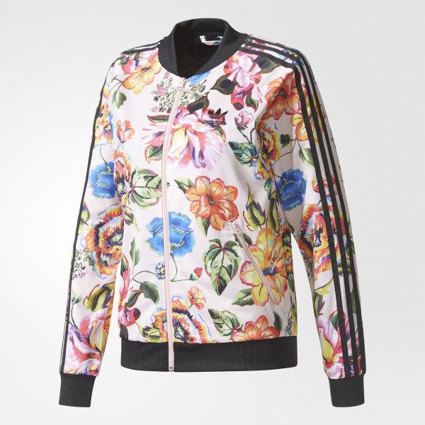 Floralita SST Track Jacket Multicolor BR5114