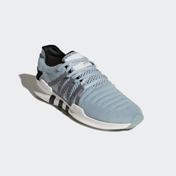 low priced 45080 90120 adidas EQT Racing ADV Primeknit Shoes - Blue | adidas UK