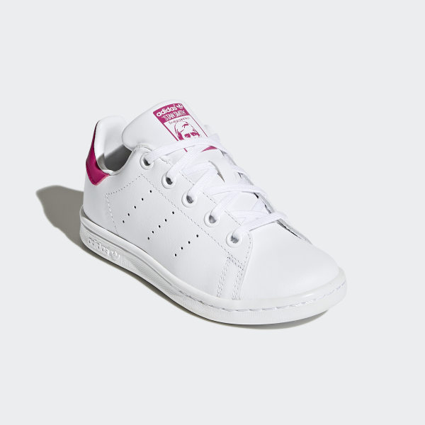 a08bfdcca49 Stan Smith Shoes Footwear White / Bold Pink / Bold Pink BA8377