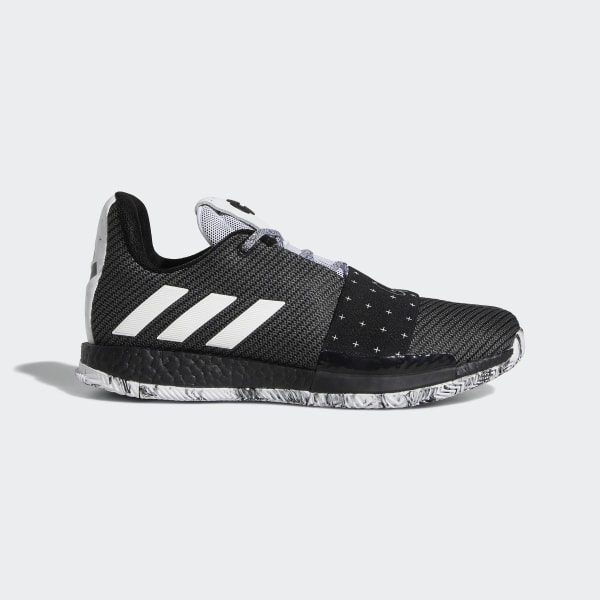 meet 5e2ff 7aae5 Harden Vol. 3 Shoes Core Black   Cloud White   Grey Six BB7723