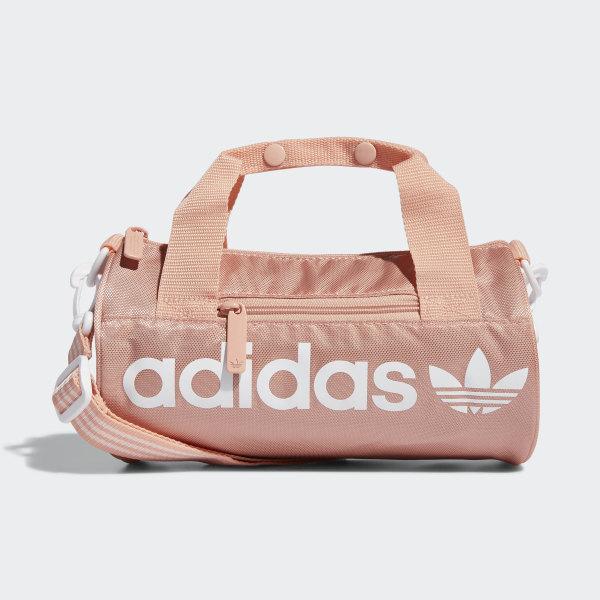 d515a86ac adidas Santiago Mini Duffel Bag - Pink   adidas US