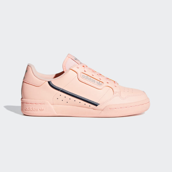 c72c1e44fcdc7 adidas Continental 80 Shoes - Pink   adidas US