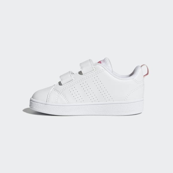 ebb9445af0e629 Scarpe VS Advantage Clean Ftwr White / Ftwr White / Super Pink BB9980