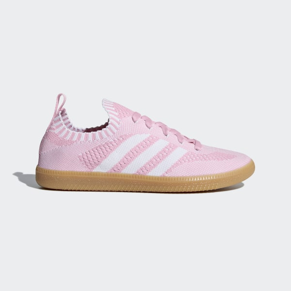 hot sale online b415f 1c58c Samba Primeknit Shoes Wonder Pink   Ftwr White   Gum 4 CQ2685