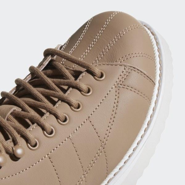 Chaussure Superstar - Marron adidas | adidas