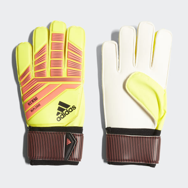 4cadea59ef adidas Predator Replique Gloves - Yellow | adidas US