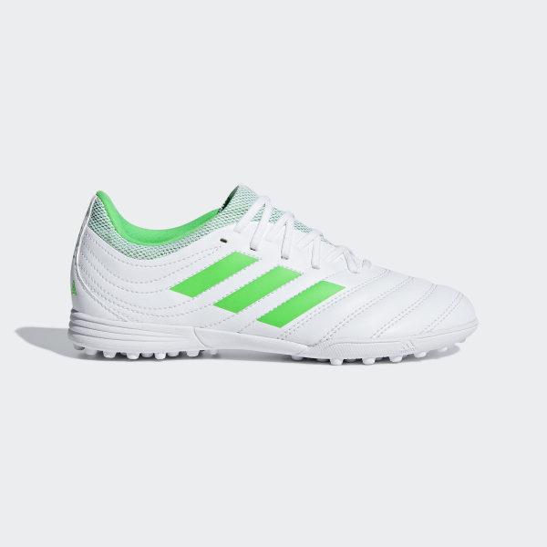 Chaussure Copa 19.3 Turf Blanc adidas | adidas France