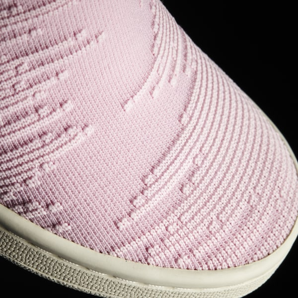 outlet store 97648 bce2b adidas Stan Smith Shock Primeknit Shoes - Pink | adidas UK
