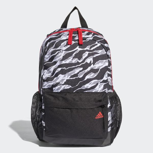 2814d704cf4 Backpack Black / White / Vivid Red DJ2279