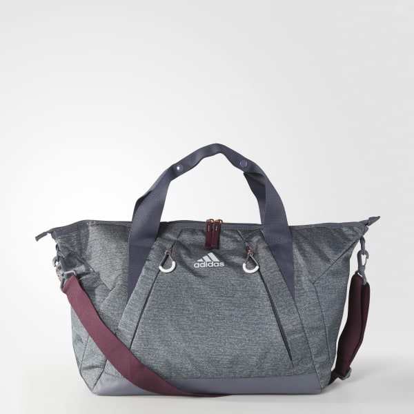 51345e326b00 adidas Studio 2 Duffel Bag - Grey | adidas US
