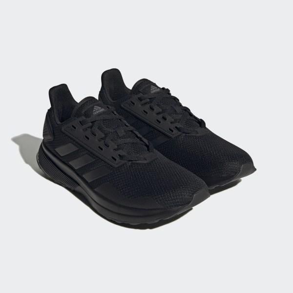adidas Duramo 9 Shoes - Black   adidas US