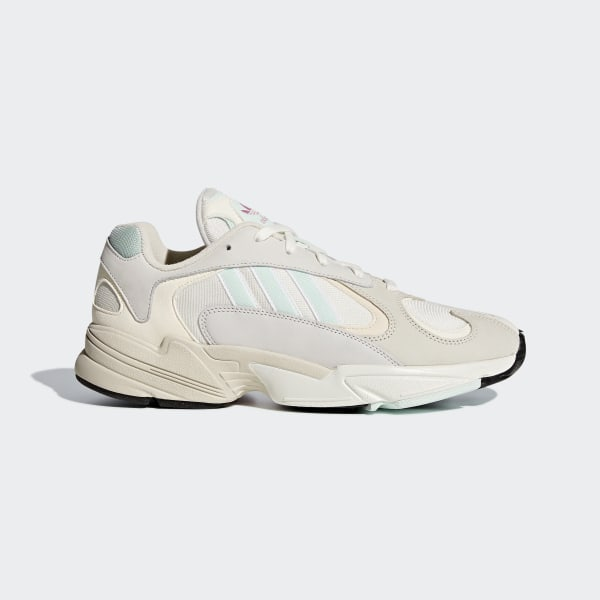adidas Originals Yung'1 Trainers In Off White | Fashion in
