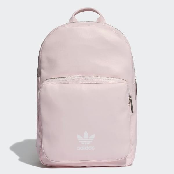 271d001ebb94f adidas Classic Backpack Medium - Pink | adidas Australia