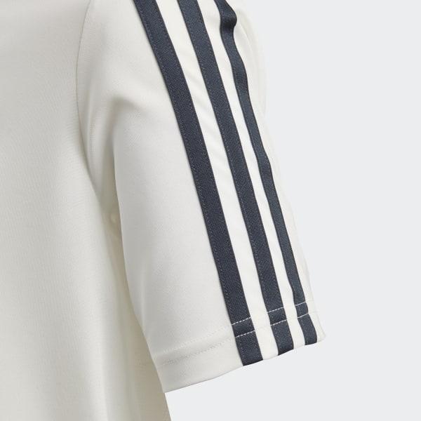 promo code 54e49 ebcac adidas Real Madrid Training Jersey - White | adidas UK