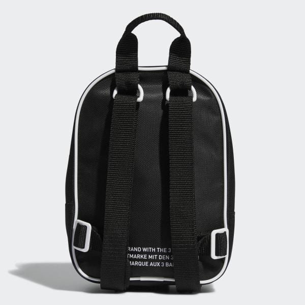 afbded2ab03 adidas Santiago Mini Backpack - Black | adidas US