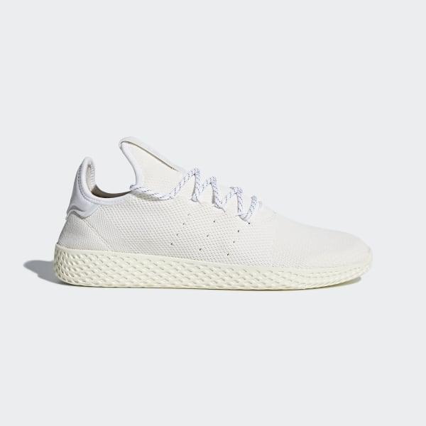 buy popular ba1a1 da2d4 Pharrell Williams Hu Holi Tennis Hu BC Shoes Cream White   Cream White    Cloud White