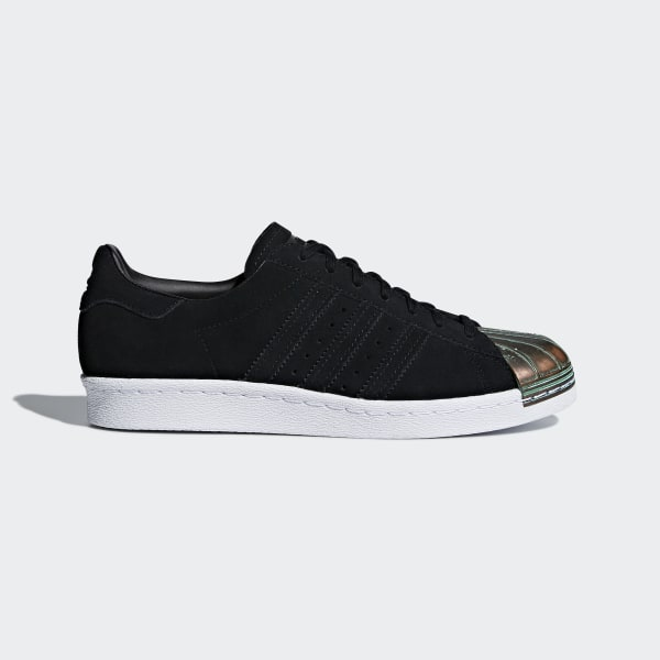 b22a3589b1028 Sapatos Superstar 80s MT Black / Maroon / Maroon / Ftwr White CQ3106