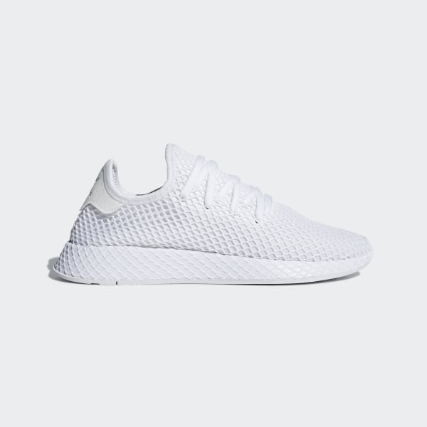 Tenis adidas Originals Deerupt Runner Cq2625 Triple White