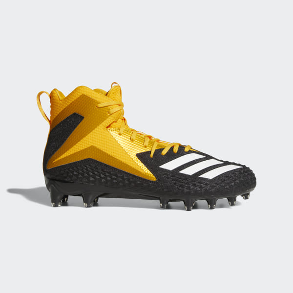 the latest 0fe89 011a1 adidas Freak x Carbon Mid Cleats - Black | adidas US