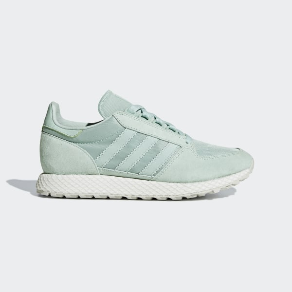 huge selection of c9582 6c8ee Forest Grove Shoes Ash Green   Running White   Ash Green B37993