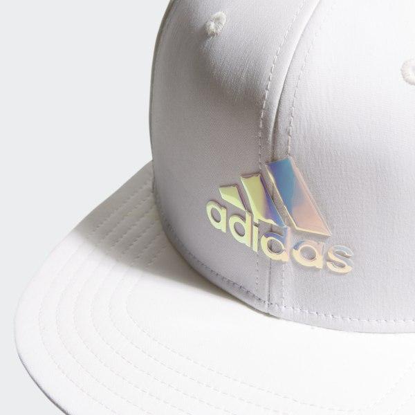 b3601ef9d1 adidas Speed of Light Snapback Hat - White | adidas US