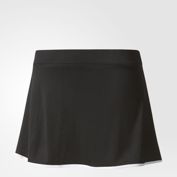 eb4f35052 adidas Falda con Short Aspire - Negro   adidas Mexico