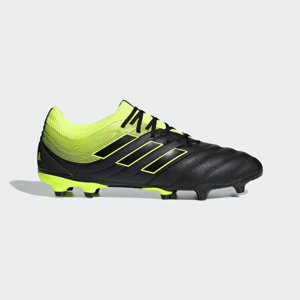 1c2d14a2872 adidas Copa 19.3 Firm Ground Boots - Black | adidas Australia