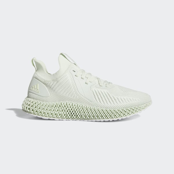 best sneakers e38c5 4d755 adidas Alphaedge 4D Parley Shoes - Green | adidas UK