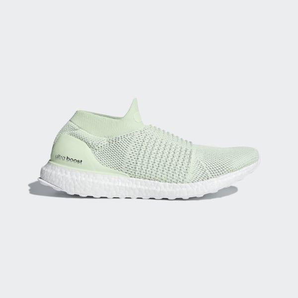 detailed look 8c25a 519d7 Ultraboost Laceless LTD Shoes Ash Green   Aero Green   Cloud White BB6223