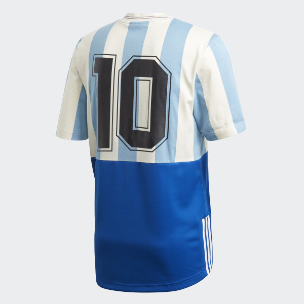 16fa93f3d Argentina Mash-Up Jersey Shade Blue   Echo White CE3732