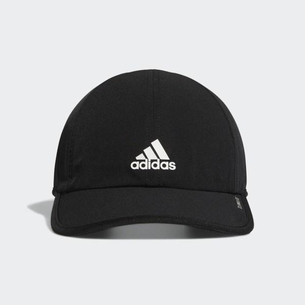 cb3cfc9c06998 adidas Superlite Hat - Black